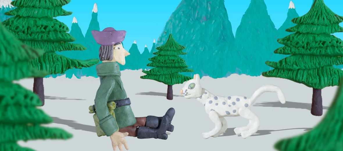 The Hunter and The Snow Leopard