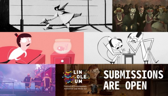 Submissions are open for LINOLEUM 2018!