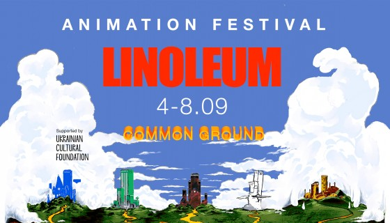 LINOLEUM presents this year's theme, poster and locations