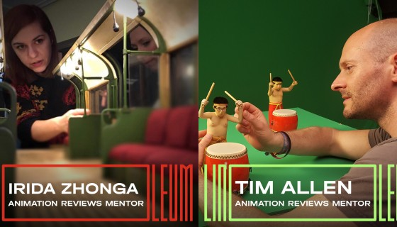Meet first Animation Reviews mentors