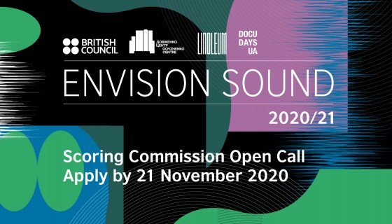Envision Sound 2020/21 – Scoring Commission Film Submission